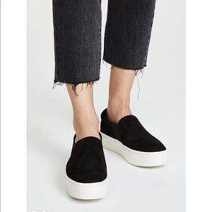 VINCE 🔴 Warren Platform Sneakers